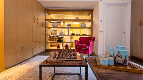 Interior Design by Marie Burgos Design seen at Private Residence, New York - CHELSEA PENTHOUSE