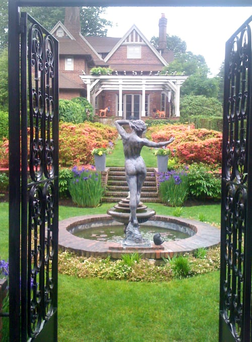 Sculptures by Joshua Koffman seen at Private Residence, Philadelphia - The Course of Things