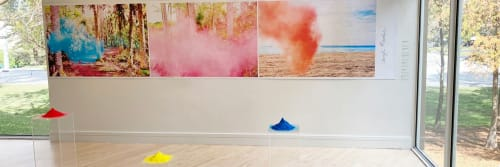 Artist Cheryl Maeder - Art and Renovation