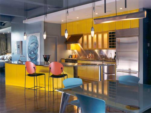 Interior Design by Ruhl Studio Architects at Private Residence, Boston - Interior Architecture
