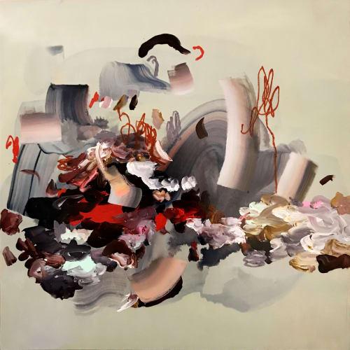 Art Curation by Janna Watson seen at Skye Gallery Aspen, Aspen - Paintings by Janna Watson