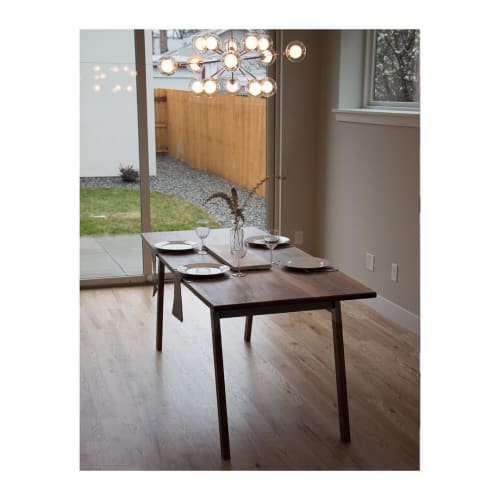 Tables by New Collar Goods seen at Private Residence, Denver - Modern Table