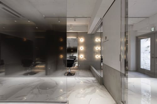 Interior Design by Log.design co.,Ltd seen at Tokyo, Tokyo - gallica minamiaoyama