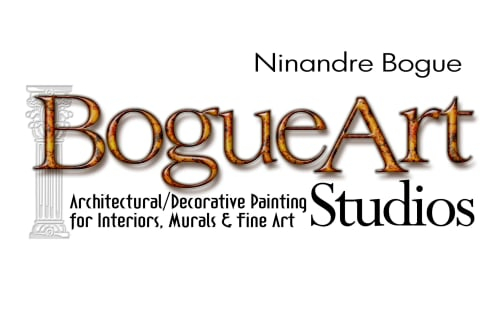 BOGUE ART STUDIOS Decorative Finishes, Murals, Fine Art & Architectural Painting for Interiors - Murals and Art