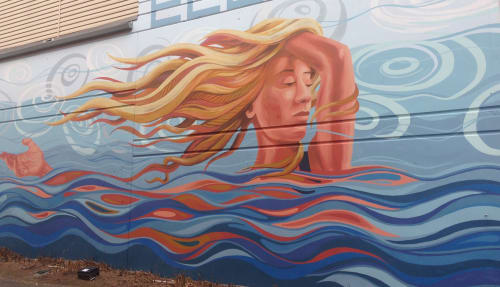 Megan Lingerfelt - Murals and Art