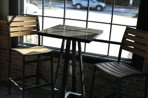 Tables by Rustic Trades Furniture seen at Variant Brewing, Roswell - Tables and Bar Tops