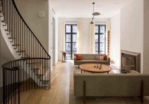 Interior Design by MK Workshop seen at Private Residence, New York - Interior Design