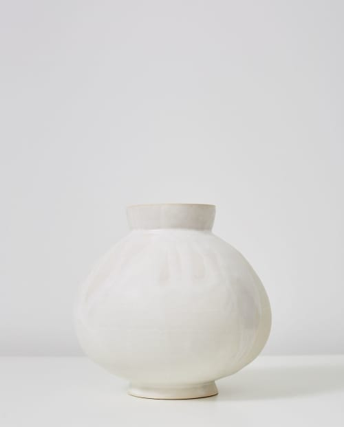 Vases & Vessels by East Clay Ceramics seen at Private Residence, Richmond - Form 006