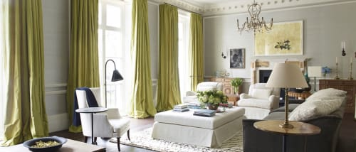 Interior Design By Rose Uniacke Seen At Private Residence