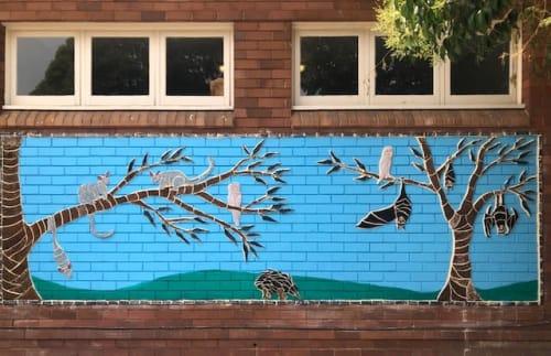 Diamando Koutsellis - Murals and Art