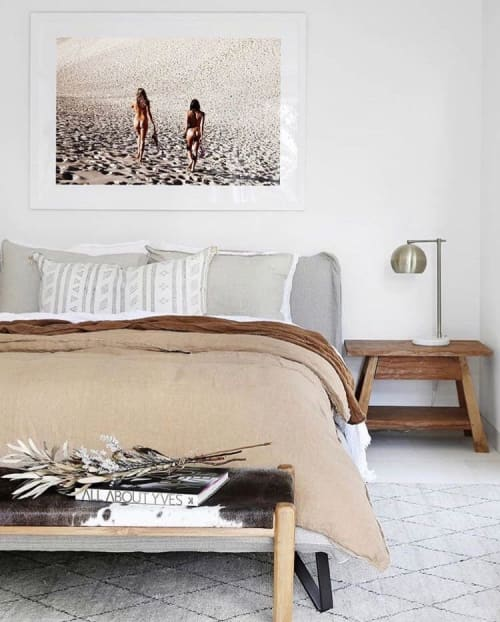 Photography by AKILA BERJAOUI seen at Private Residence - Beach Bums
