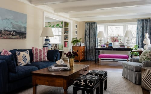 Interior Design by Liz Caan & Co. seen at Cushing Road, Wellesley - Interior Design - Cushing Road