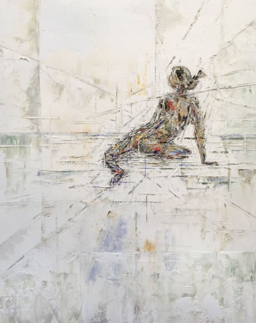 Out of a Misty Dream | Paintings by Stephanie Thwaites