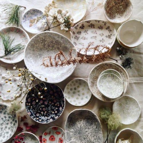 Carolina Silva - Art and Plates & Platters