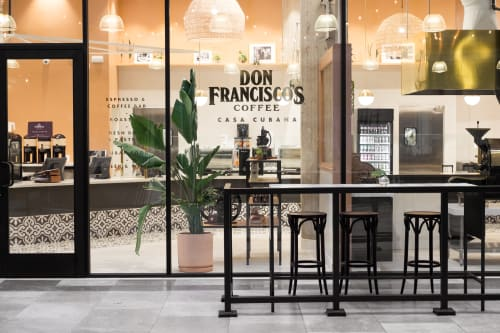 Interior Design by Omgivning at Don Francisco Coffee, Los Angeles - Don Francisco Coffee