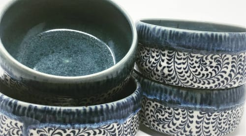 Suzanne Kleese-Stamps - Planters & Vases and Cups