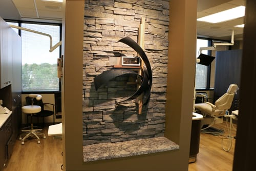 Sculptures by Craig Robb at Mountain Range Dentistry, Westminster - Mountain Range Dentistry