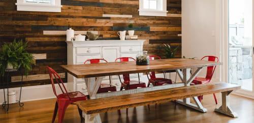 J&S Custom Furniture - Tables and Furniture