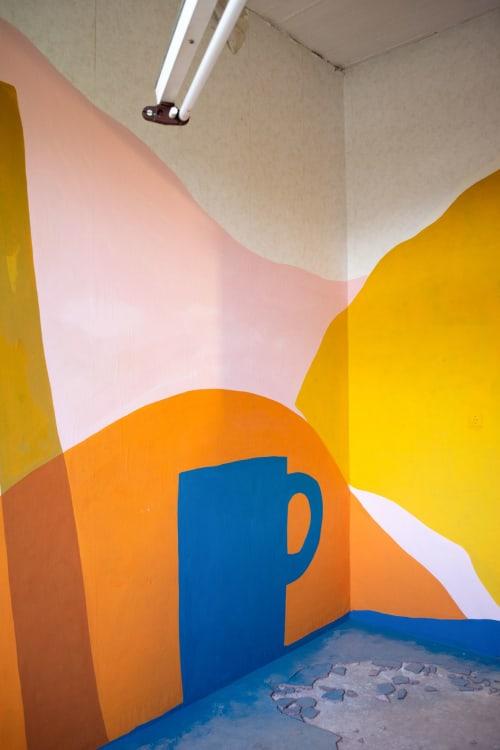 Floor Milou Smit - Murals and Art