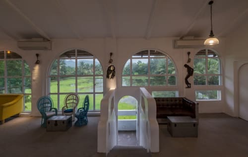Interior Design by I Heart Homez seen at Private Residence, Karjat - Casa Balnca