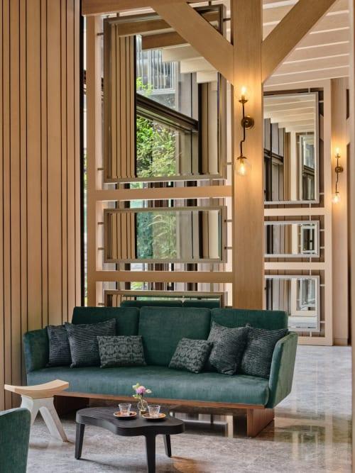 Interior Design by via. seen at 856 King's Road - Urban Barn at Novum East