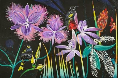 David Cragg - Murals and Art