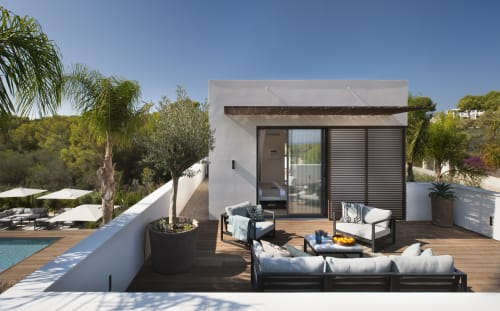 Interior Design by TG Studio seen at Private Residence, Sol de Mallorca - Sunny Side Up