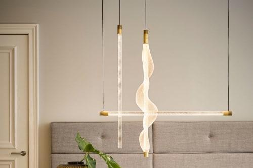 Lamps by Studio Thier & van Daalen seen at Eindhoven, Eindhoven - Vapour Light