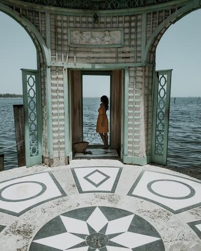 Architecture by Paul Chalfin seen at Vizcaya Museum & Gardens, Miami - Interior Design