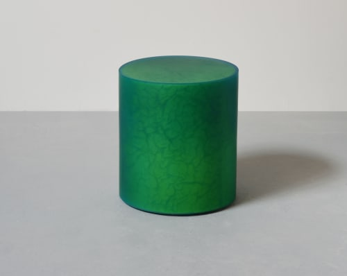 Chairs by Facture Studio at Inside/Out - The Vale Park, Brooklyn - Ripple Offset Stool
