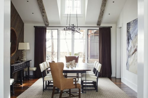 Curtains & Drapes by Holly Hunt seen at Private Residence, Aspen, Aspen - Curtains & Drapes