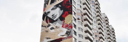 Filipp (FI2K) - Street Murals and Public Art