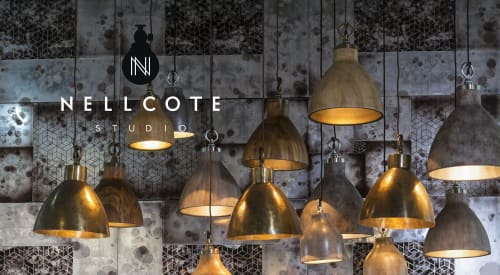 Nellcote Studio - Chandeliers and Lamps