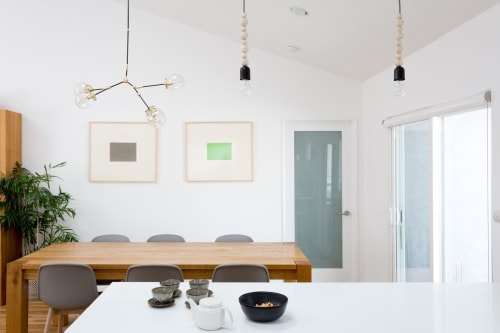 Interior Design by Natalie Myers seen at Private Residence, Culver City - Interior Design