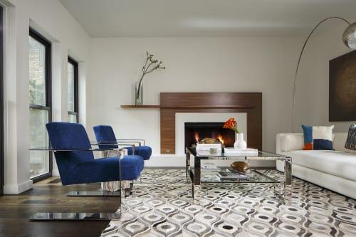 Interior Design by Pulp Design Studios seen at Private Residence, Dallas - A Warm Contemporary