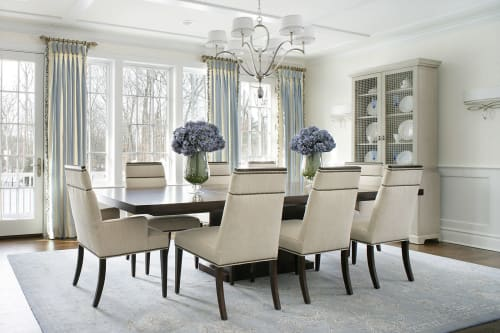 Interior Design by Jodie O Designs seen at Private Residence, Livingston - Dining Room