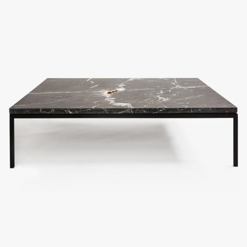 Tables by A Space seen at 1stdibs, New York - Marble Coffee Table