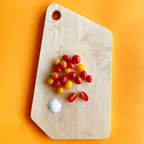Tableware by Workshop seen at Creator's Studio, Portland - Workboard Chef   Modern cutting and serving board