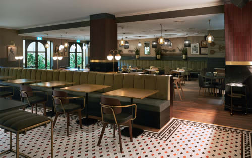 Interior Design by Story Design Collective seen at The Meat Co., Dubai - The Meat Co.
