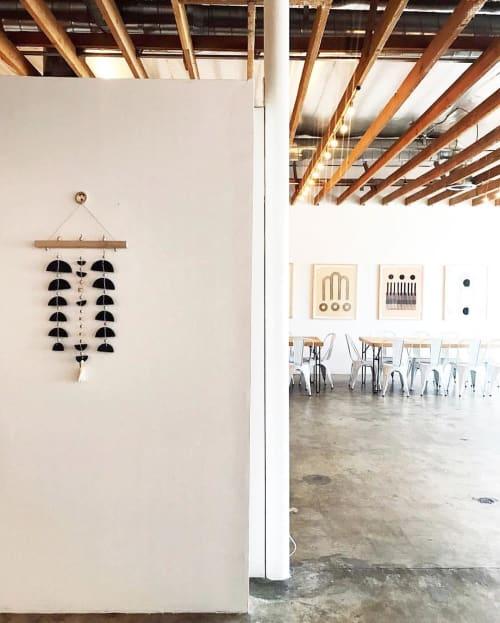 Wall Hangings by West Perro seen at Festoon LA, Los Angeles - El Gran Sonoran Sunset