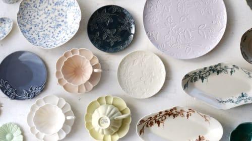 Marumitsu Poterie - Ceramic Plates and Tableware