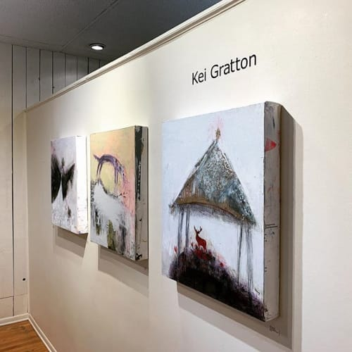Kei Gratton - Paintings and Art