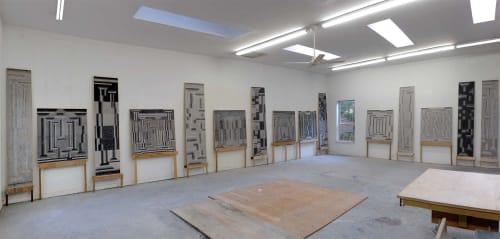 Joe Zucker - Wall Treatments and Art