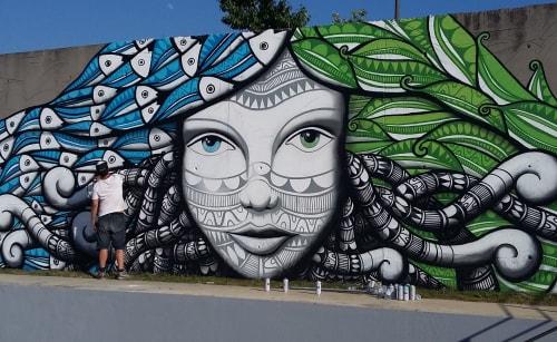 Cadumen - Murals and Street Murals