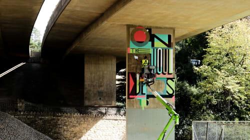 Ricky Also / Paintshop Studio - Murals and Art