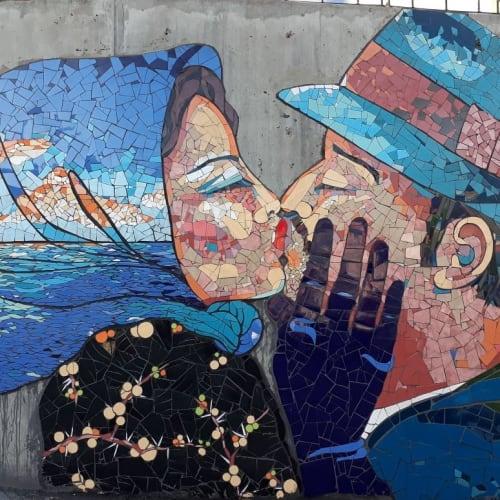 Street Murals by Valeria Merino seen at San Antonio, San Antonio - Mural
