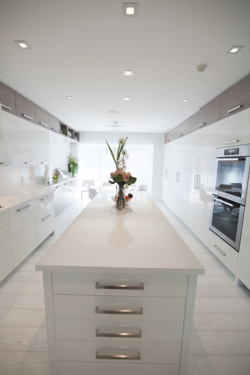Appliances by Miele seen at Private Residence, Westmount, Westmount - Appliances