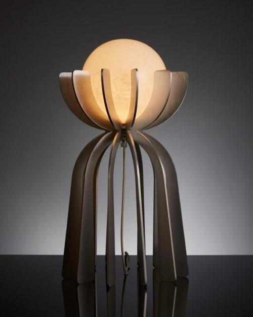 Lamps by ILANEL DESIGN STUDIO seen at ILANEL DESIGN STUDIO, St Kilda - Stella
