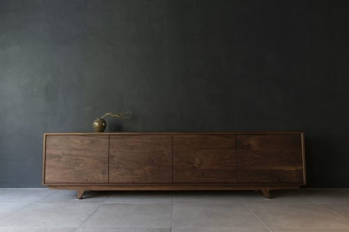 Furniture by Leaf Handcrafted Furniture seen at Private Residence, Melbourne - JJ Sideboard