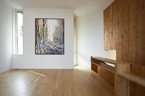 Paintings by O'Connor-Bray, Emma seen at Private Residence - An Ethereal Walk